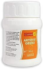 Camel Camlin Kokuyo Artist Gesso White 500Ml