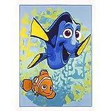 Tappeto Bambini Dory e Nemo 133x 95cm Calls