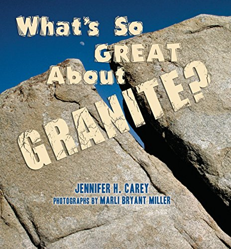 Descargar PDF Gratis What's So Great About Granite? (What's So Cool About Geology?)