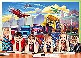 fototapete kinderzimmer jungen Vergleich