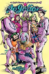 Jojolion - Jojo's Bizarre Adventure Saison 8 Edition simple Tome 7