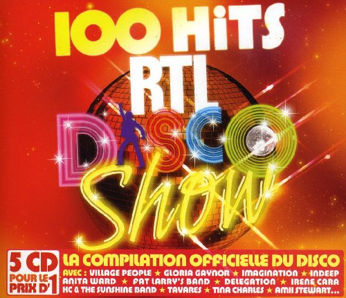100-hits-rtl-disco-show-coffret-5-cd