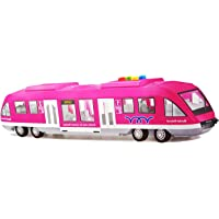 Tread Mall™ Mumbai Monorail Train Toy for Kids, Big Size Train Set for Kids with Light and Sound, Bump and Go Musical…