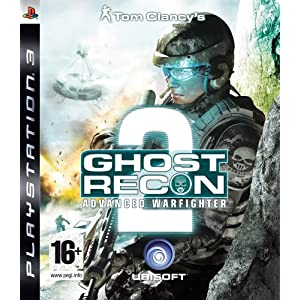 Tom Clancy's Ghost Recon Advanced Warfighter 2 (PS3)