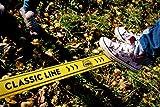 Gibbon Slacklines Classic Line, Gelb, 15 Meter (12,5m Band + 2,5m Ratschenband), für Anfänger, Beginner und Einsteiger, inklusive Ratschenschutz und Ratschenrücksicherung, 50 mm breit, perfekter Freizeitsport - 8