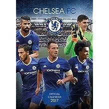 Chelsea Official 2017 A3 Calendar