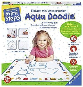 Ravensburger 04541Aqua Doodle Mini Steps Parte