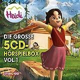 Die große 5CD-Hörspielbox Vol.1 (CGI)