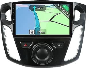 Double Din Yuntx Car Radio In Dash Gps Navigation With Elektronik