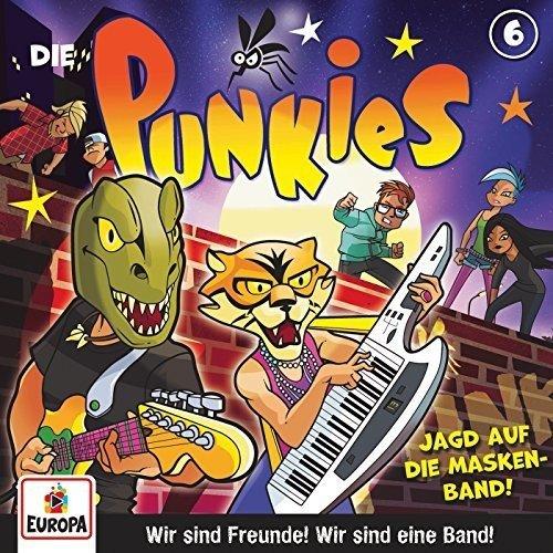 Preisvergleich Produktbild 006 / Die Jagd nach der Masken-Band