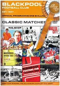 Blackpool FC - Classic Matches [DVD]