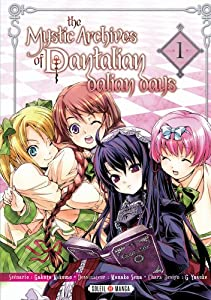 The mystic archives of Dantalian - Dalian days Edition simple Tome 1