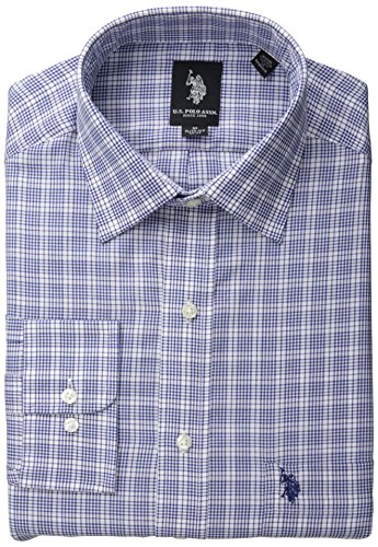 us-polo-assn-mens-blue-and-white-plaid-navy-15-155-32-33
