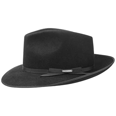 da749552b31f3 Stratoliner Classic Men´s Hat Stetson fur felt hat felt hat  Amazon.co.uk   Clothing