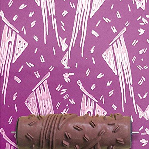 Preisvergleich Produktbild Bluelover 6-Zoll-weiche Rolle GR-08 Paint Rollwerkzeuge drucken