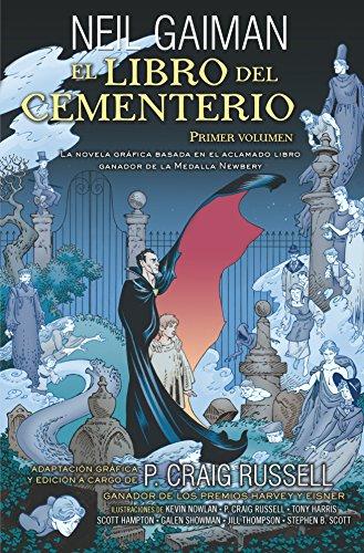 El libro del cementerio/The Graveyard