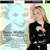 Bette Midler (CD Album, 11 Tracks) You'll Never Know / This Ole House / On A Slow Boat To China / Hey There / Tenderly / Come On-A My House / Mambo Italiano / Sisters / Memories Of You / In The Cool, Cool, Cool Of The Evening / White Christmas etc..