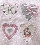 Kanz Baby - Mädchen Bekleidungsset Tunika 1/1 Arm + Leggings, Rosa (ballerina|rose 2096), 92