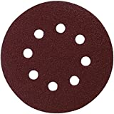 Makita P-43701 - Velcro papel de lija, 125 mm, 400 k, 50 piezas,