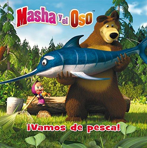 ¡Vamos de pesca! (Masha y el Oso. Álbum ilustrado)