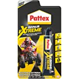 Pattex Repair Extreme, pegamento multiusos que no contrae, pegamento resistente a las vibraciones, pegamento extrafuerte para