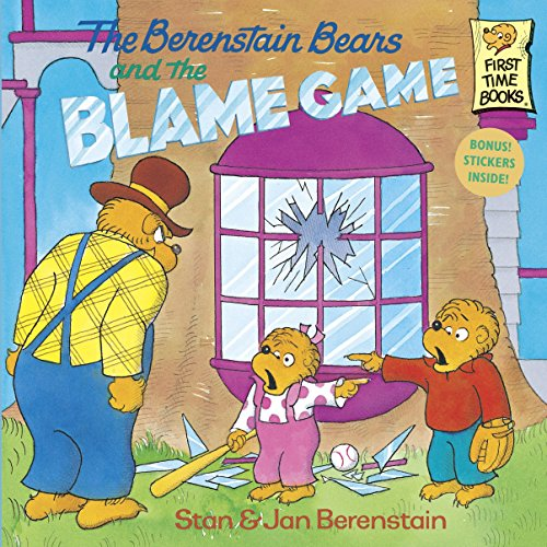 Berenstain Bears & The Blame (First Time Books) por Stan Berenstain