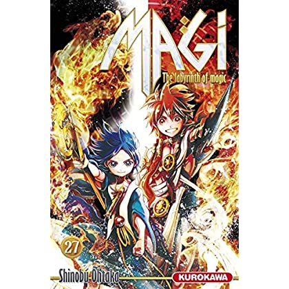 Magi - The Labyrinth of Magic - tome 27 (27)