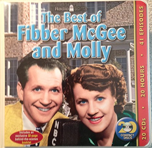 Preisvergleich Produktbild Legends of Radio: The Best of Fibber McGee and Molly with Booklet