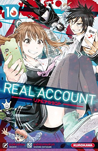 Real Account Edition simple Tome 10
