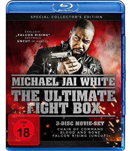 Michael Jai White - The Ultimate Fight Box [Blu-ray]