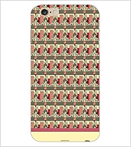 PrintDhaba Pattern D-1548 Back Case Cover for APPLE IPHONE 6S PLUS (Multi-Coloured)