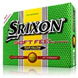 New Srixon Soft Feel Tour Yellow Golf Balls - Best Reviews Guide