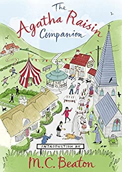 The Agatha Raisin Companion by [Beaton, M. C.]