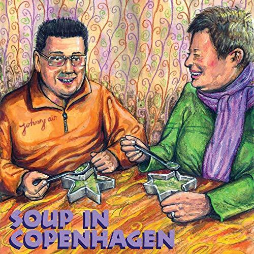 Soup in Copenhagen Rooster Soup
