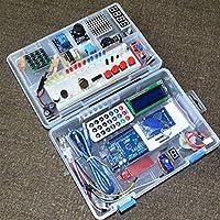 Kit di apprendimento per apprendimento RFID per Arduino R3 Valori di apprendimento con versione aggiornata con modulo audio per sensore fiamma