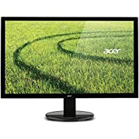 Acer K222HQLBID 55 cm (21,5 Zoll) Monitor (VGA, DVI, HDMI, 5ms Reaktionszeit) schwarz
