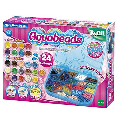 Aquabeads Paquete de abalorios gigantes (Epoch para imaginar 79638)