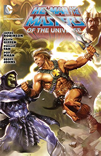 He-Man and the Masters of the Universe Volume 1 TP