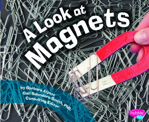 A Look at Magnets Hardcover