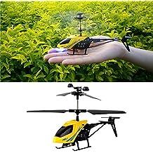 dairyshop Mini 2CH RC Helikopter Radio Fernbedienung für elektrische Micro Aircraft 2Kanäle