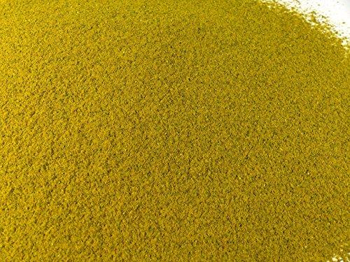 Grüne Cilantro Curry Gewürzzubereitung Naturideen® 100g