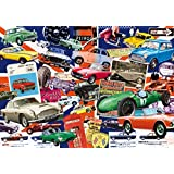 250pc Wentworth Wooden Jigsaw Puzzles - Best of British Cars
