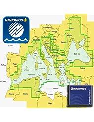 Navionics XL9-GOLD-CF Seekarte