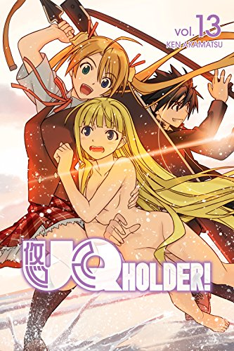 UQ Holder! Vol. 13