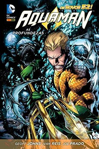 Aquaman. As Profundezas: 1