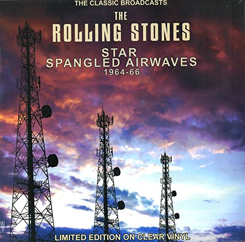 The Rolling Stones – Star Spangled Airwaves 1964-66