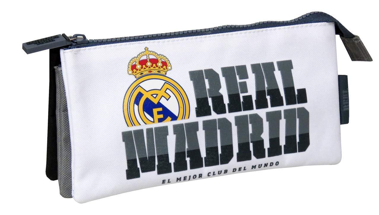 Real Madrid PT-293-RM Portatodo Triple