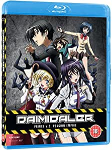 Daimidaler vs Penguin Empire [Blu-ray]