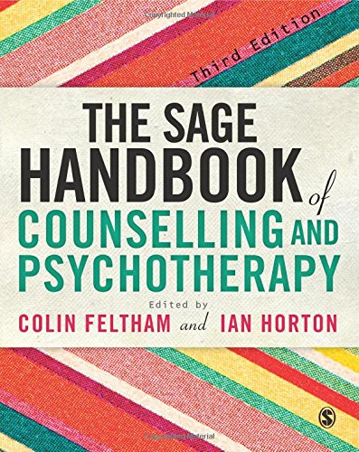 The SAGE Handbook of Counselling and Psychotherapy (Sage Handbooks)