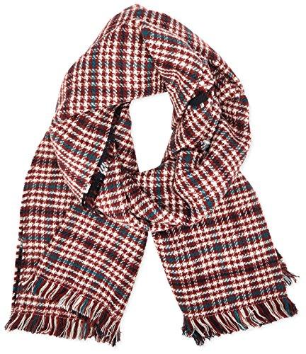 PIECES Damen Schal Pcrahata Scarf, Gr. One size, Mehrfarbig (Navy Blazer/Red/White/Blue) Preisvergleich